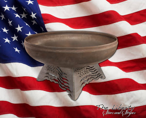 Liberty Fire Pit *Limited Release* (Made In USA)