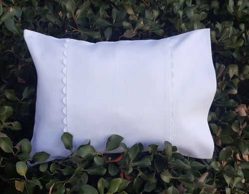 Pique Personal Pillowcase Custom Embroidered