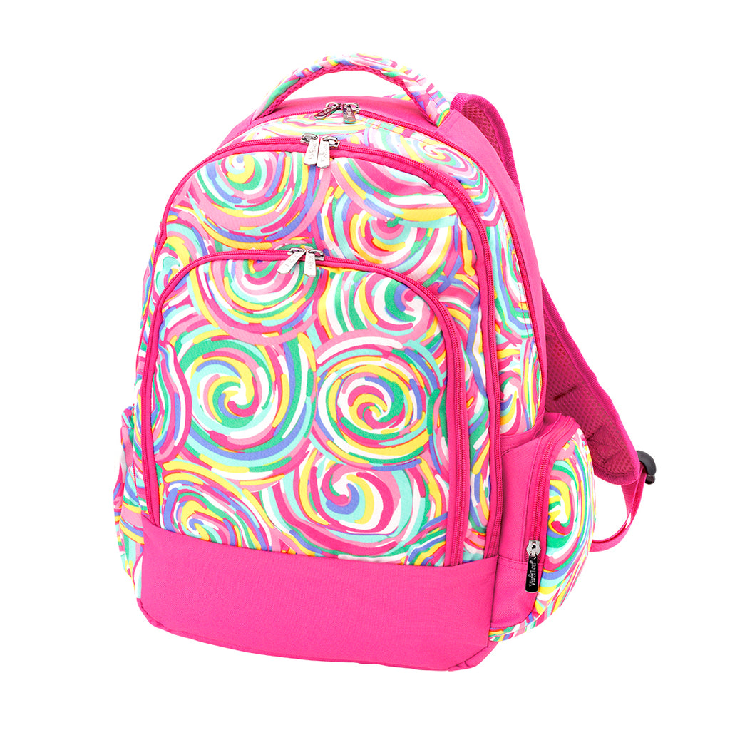 Girls Backpacks Custom Embroidered