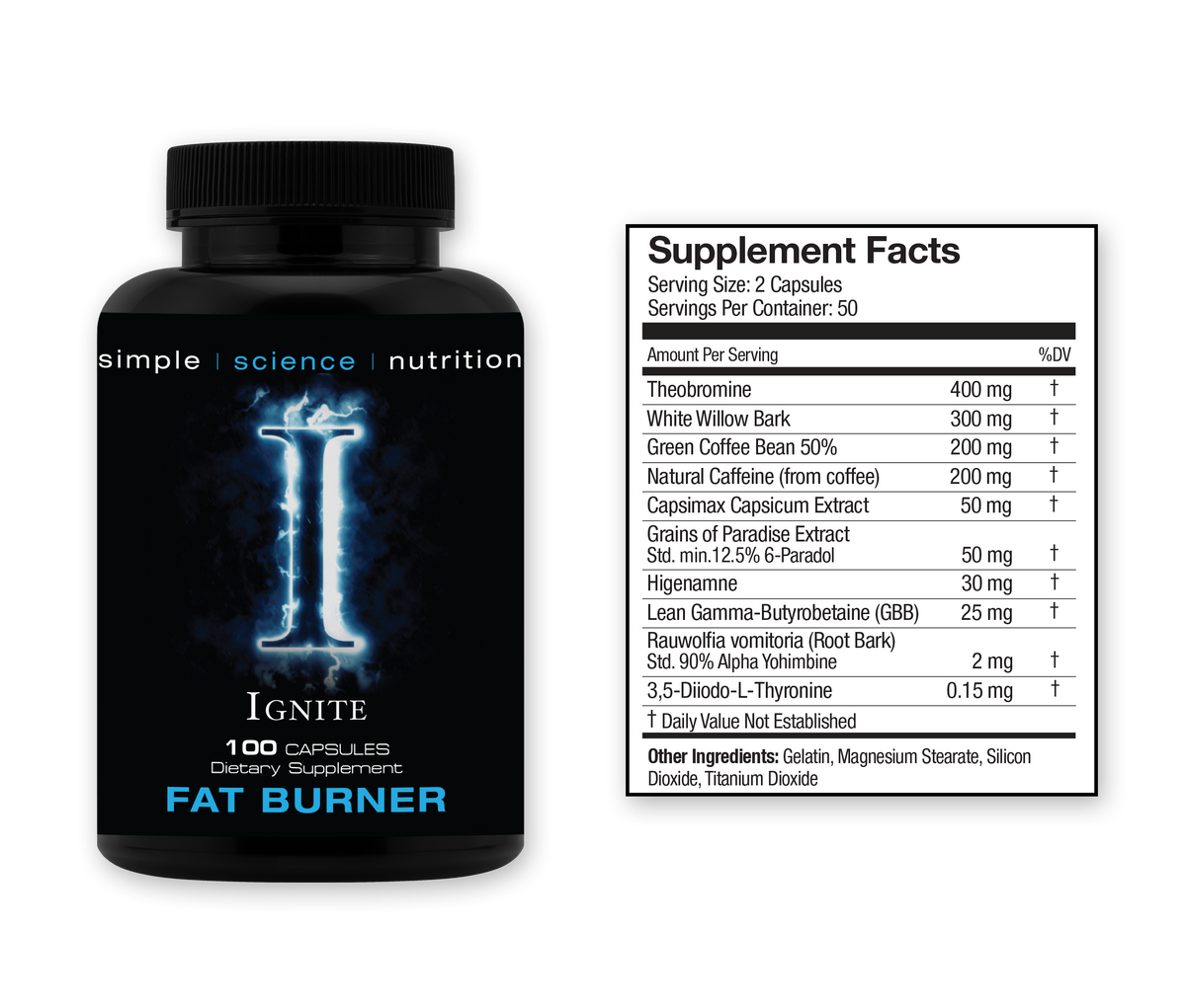 IGNITE - FAT BURNER