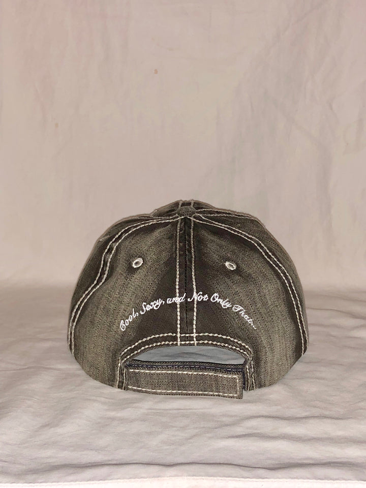 JLS Heavy Washed Distressed Cap