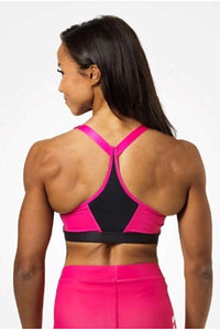 Better Bodies Hot Pink High Intensity Bra