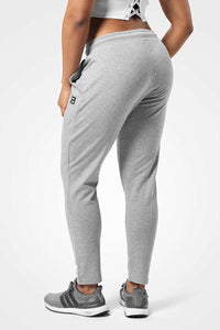 Better Bodies Astoria Jogger Sweat Pants, Grey