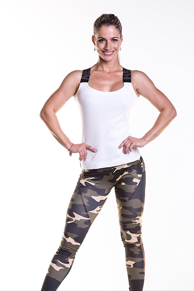 NEBBIA Rib Tank Top. Fitnesswear, Fit Wear, athleticwear, Athletic apparel, athleisure, croptop, activewear