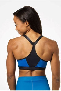 Better Bodies Strong Blue High Intensity Bra