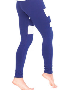 Protokolo Navy Summer Sun Leggings 2927