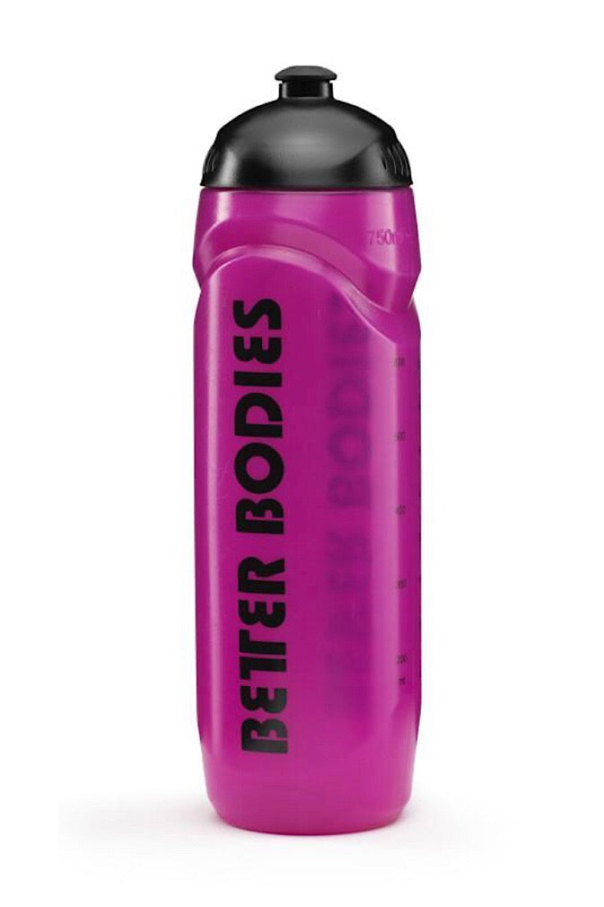Better Bodies Pink Sports Bottle