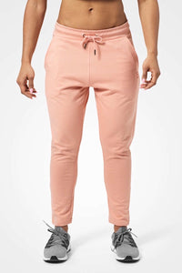 Better Bodies Astoria Jogger Sweat Pants, Peach