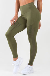 RYDERWEAR Khaki Apex Tights