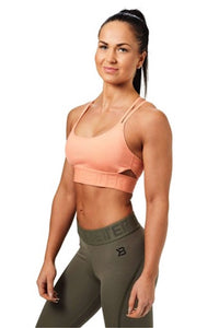 Better Bodies Peach Astoria Sports Bra