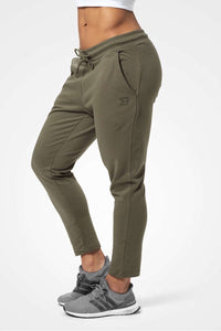 Better Bodies Astoria Jogger Sweat Pants, Wash Green