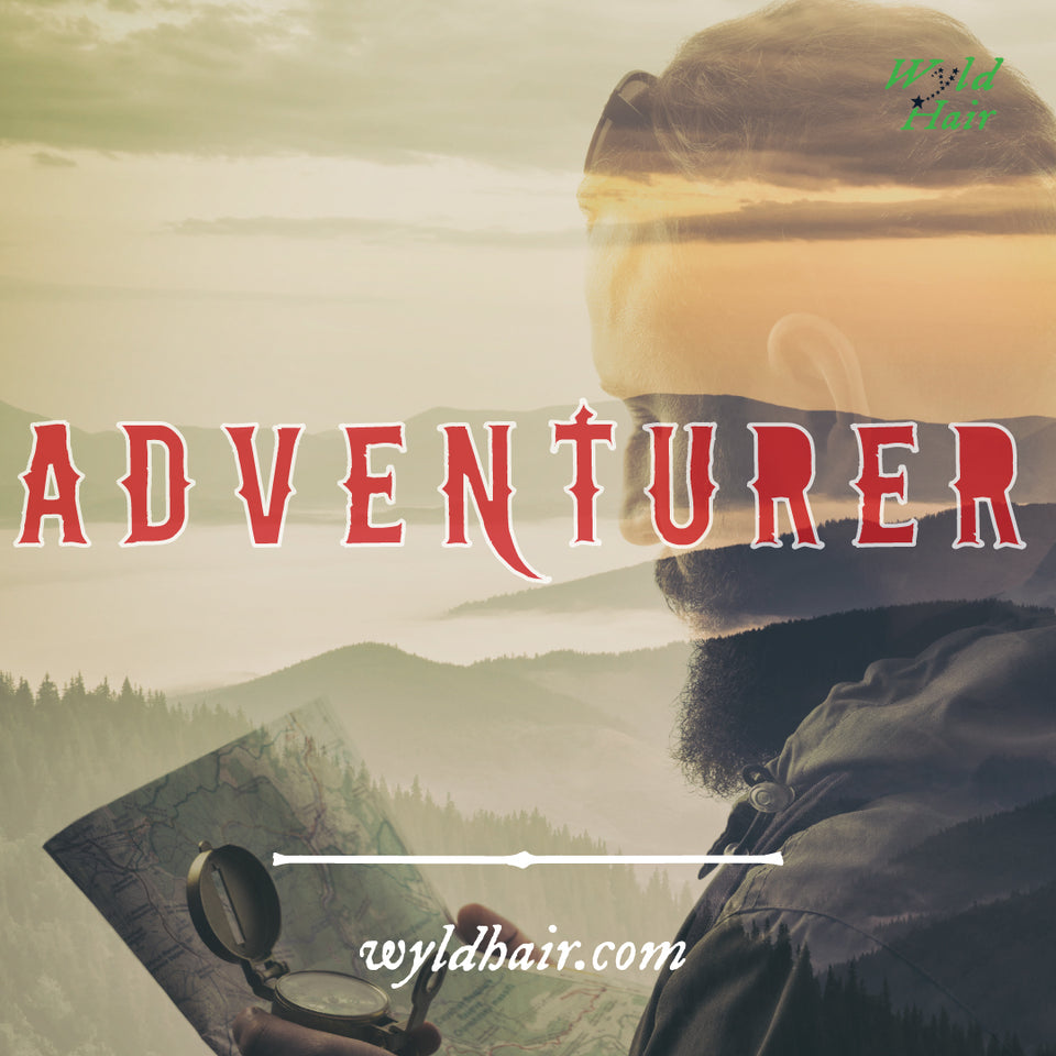 adventurer wyld hair beard oil