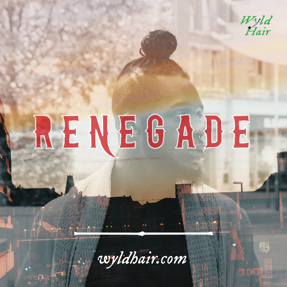 renegade wyld hair beard oil shop now