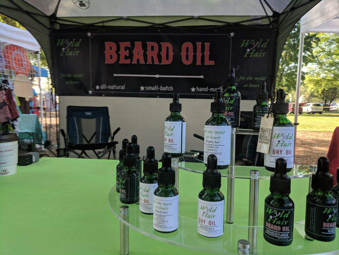 Bombshell 2 oz. - Wyld Hair Beard Oil