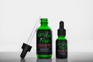 Renegade Beard Oil (Combo) - Wyld Hair Beard Oil