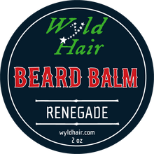 Renegade Beard Balm - Wyld Hair Beard Oil