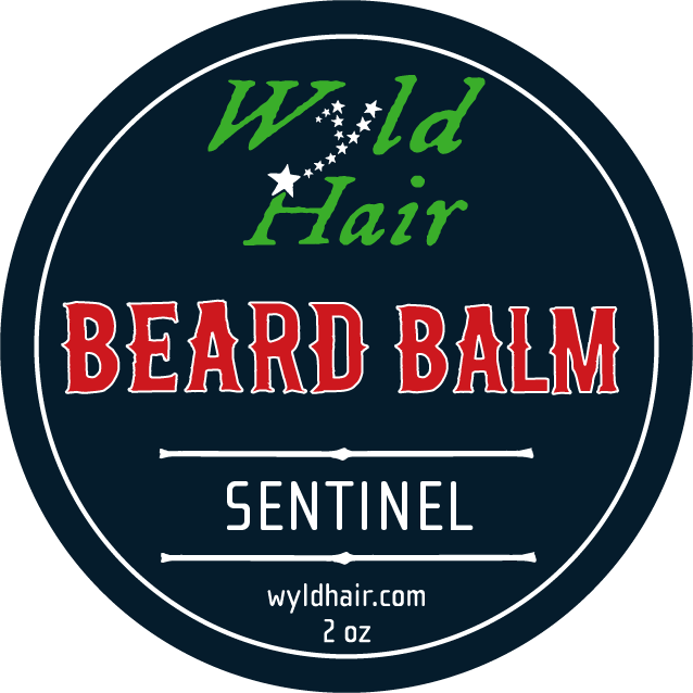 Sentinel Beard Balm - Wyld Hair Beard Oil