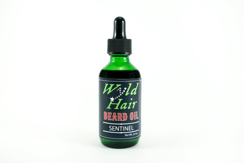 Sentinel Beard Oil (2 oz) - Wyld Hair Beard Oil