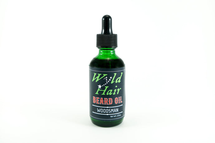 Woodsman 2 oz. - Wyld Hair Beard Oil