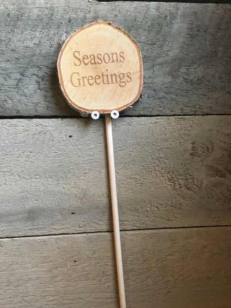 Seasons Greetings pick