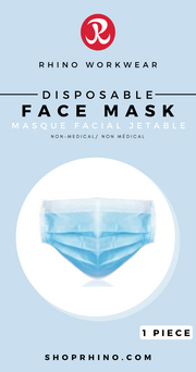 Disposable Face Mask (Individually Packaged)