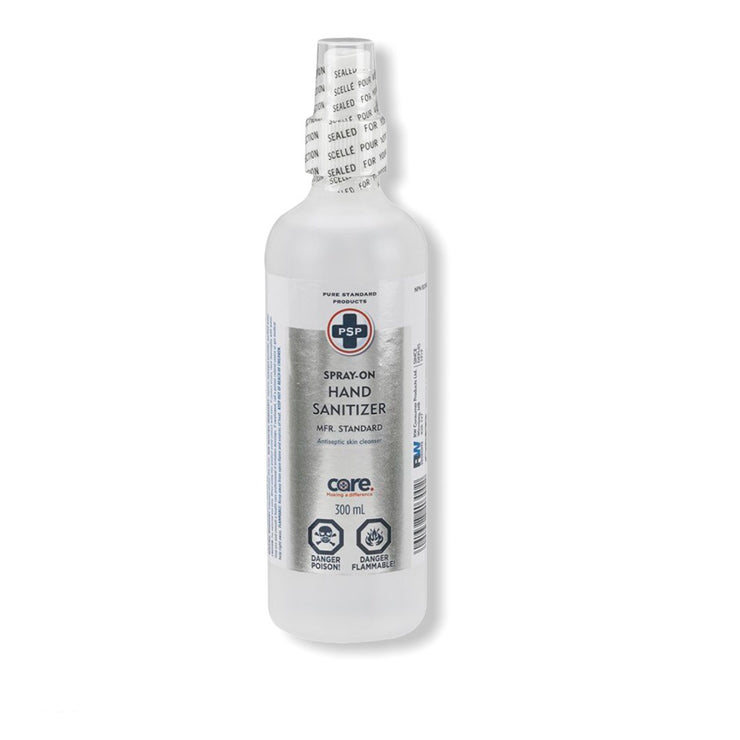 PSP Spray-on Hand Sanitizer, 300 mL