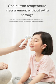 Infrared Forehead Thermometer (Yuwell, model YT-1)