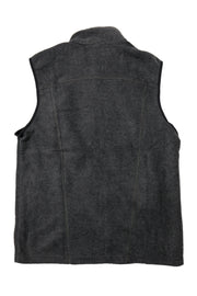 Rhino Scrubletix Cozy Fleece Vest - Charcoal