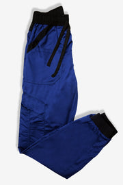 Rhino scrubs navy joggers pants product view