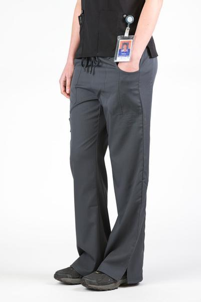Flex Bottom Grey - Rhino Scrubs