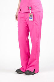 Flex Scrub Bottom Pink - Rhino Scrubs