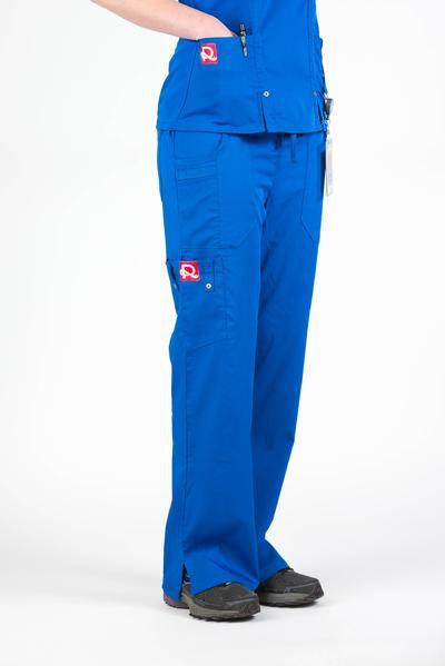 Flex Bottom Royal - Rhino Scrubs