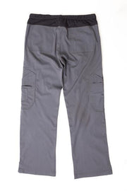 Flex Extreme Scrub Bottom Pewter - Rhino Scrubs