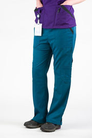 Flex Extreme Bottom Teal - Rhino Scrubs