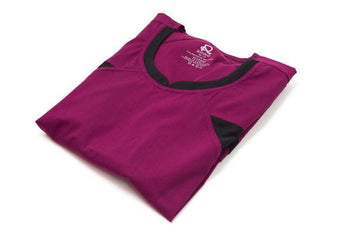 Flex Extreme Top Wine - Rhino Scrubs