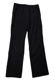 The Premium Flex Stretch Scrub Bottom - Black - Rhino Scrubletix Style 23