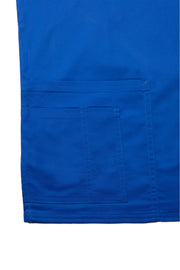 The Unisex V-Neck Scrub Top - Royal Blue - Rhino Scrubletix Style 2