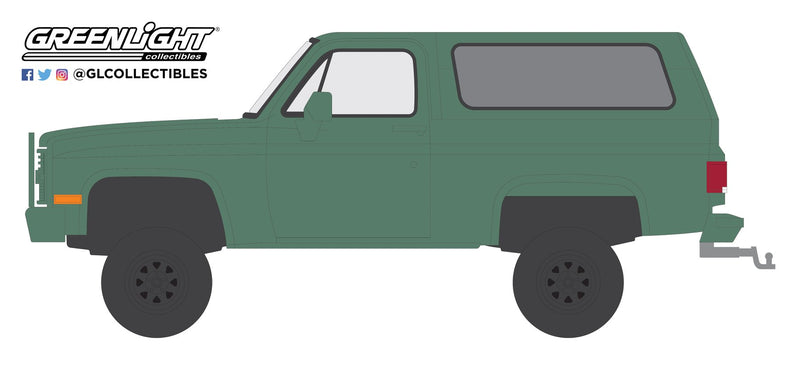 GREENLIGHT - 1988 CHEVROLET K5 BLAZER