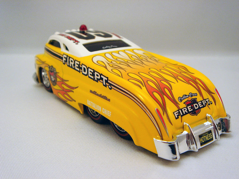 "SLEDSTER II - FIRE CHIEF CHASE ""YELLOW"""