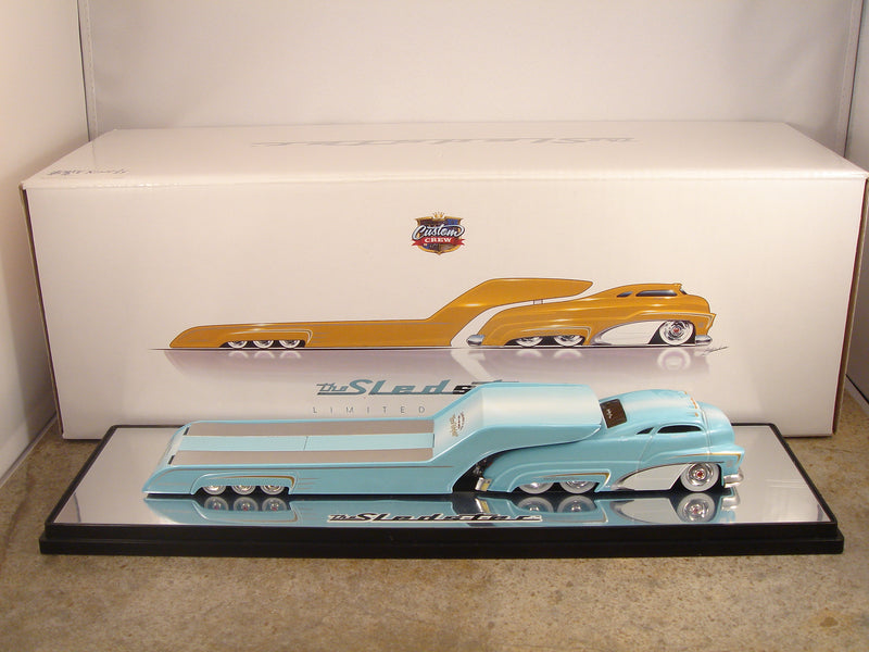 "SLEDSTER - FLATBED ""LIGHT BLUE CHASE"""