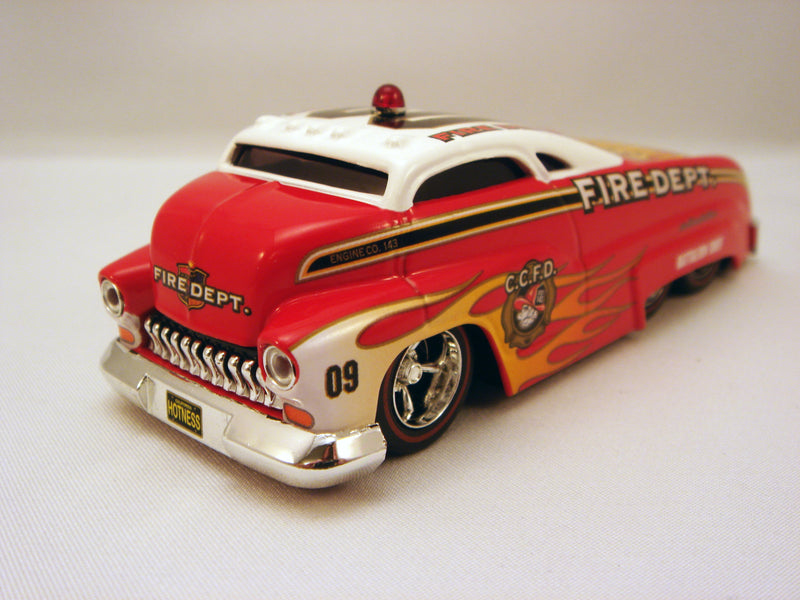 "SLEDSTER II - FIRE CHIEF ""RED"""