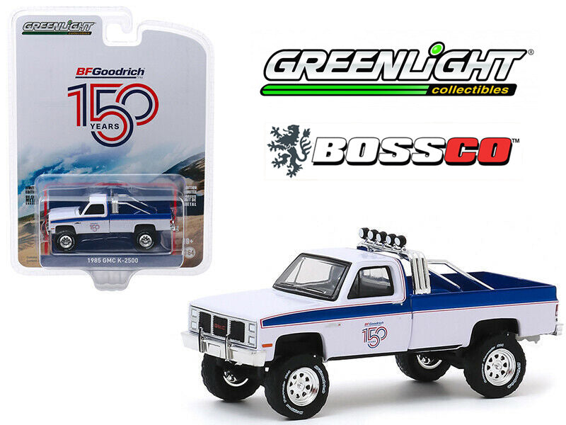"GREENLIGHT - 1985 GMC K-2500 ""BF GOODRICH"""