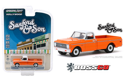 "GREENLIGHT - 1971 CHEVROLET C10 ""SANFORD & SON"""