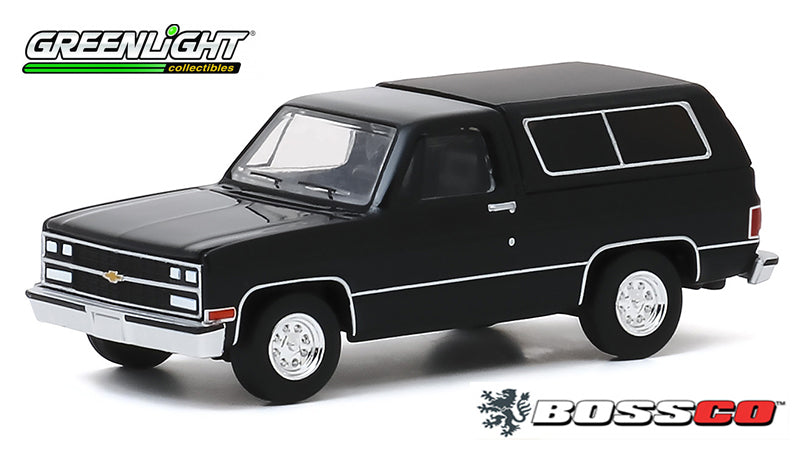 "GREENLIGHT - 1989 CHEVY BLAZER ""ACE VENTURA"""