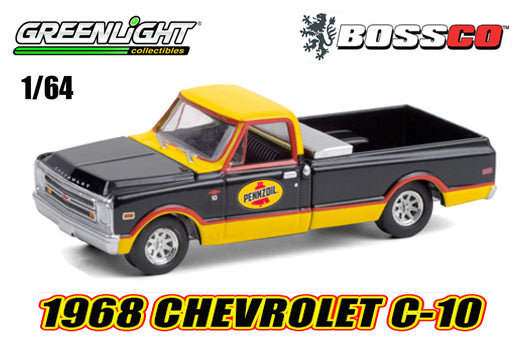 GREENLIGHT - 1968 CHEVROLET C-10 (PENNZOIL)