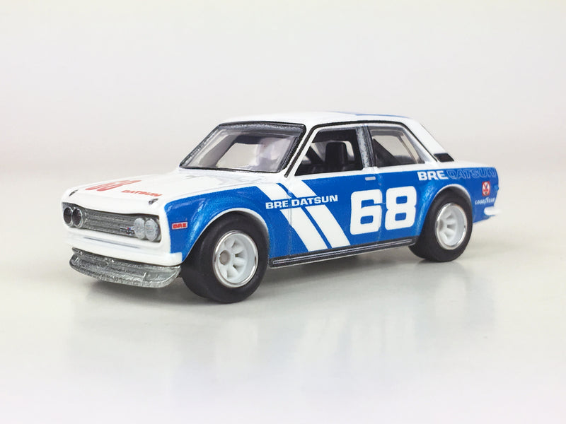 HOT WHEELS -  TEAM TRANSPORT BRE DATSUN 510 #68 (LOOSE)