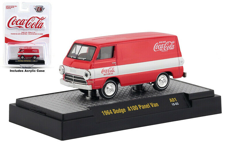 "M2 1964 DODGE A100 PANEL VAN ""COCA-COLA"""