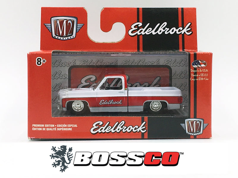 "M2 '79 CHEVY TRUCK ""EDELBROCK"" (TEMPORARILY OUT)"