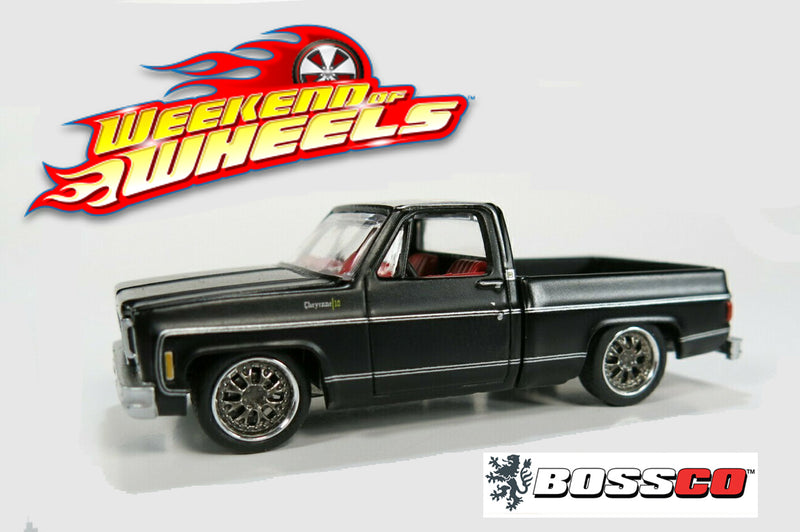 "AUTOWORLD - ""WEEKEND OF WHEELS"" '73 CHEVY ""STOCK ***PRE ORDER***"
