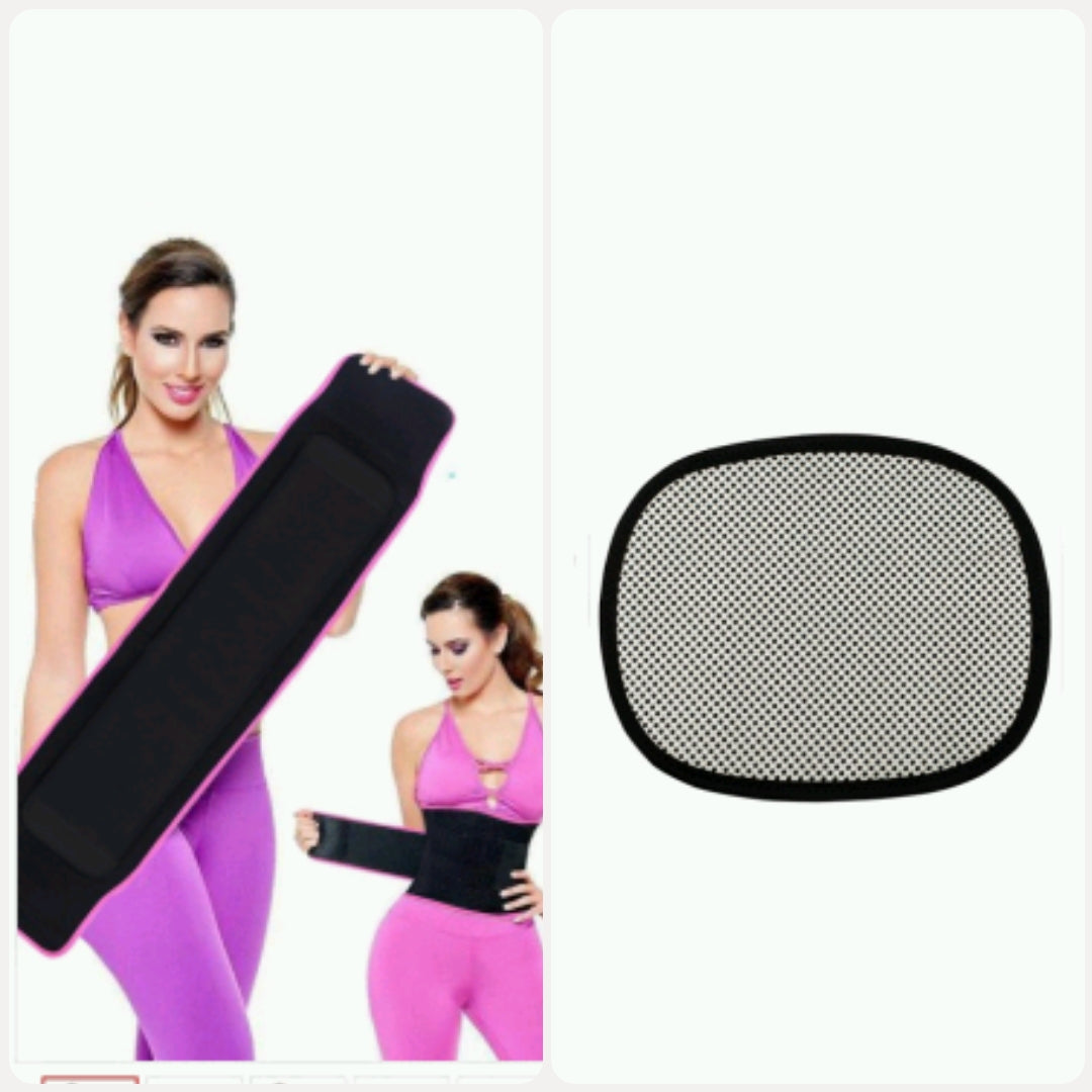 c6cc0c0357f DBT Fitwear Waist Trainer Workout Neoprene Sweat Trainer – Divinely DBT